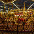 Merry Go Round by Charles A LaMatto