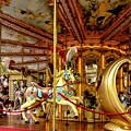 Merry Go Round by Wolfgang Stocker