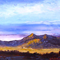 Mesa Sunset by Fred Wilson