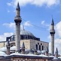 Mevlana Museum Konya - Turkey by Joana Kruse