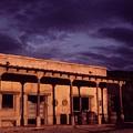 Mexican Cantina Rio Lobo Set Old Tucson Arizona 1970-1980 by David Lee Guss