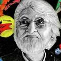 Mf Hussain by Rishabh Ranjan