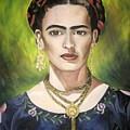 Mi Bella Frida by Jessica  De la Torre