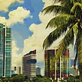 Miami Deco by Alice Gipson