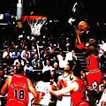 Michael Jordan Soft Touch by Brian Reaves