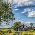 Michigan Countryside  by John McGraw