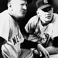 Mickey Mantle (1931-1995) by Granger
