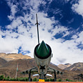 Mig-21 Fighter Plane Of Indian Air Force Used In Kargil War Displayed As Victorious Memory by Rudra Narayan  Mitra