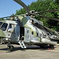 Mil Mi-17 Hip by Tim Beach