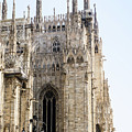 Milan Cathedra, Domm De Milan Is The Cathedral Church, Italy by Otto