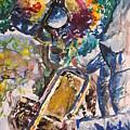 Miles Davis Jazz by Christian Obst