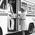 Milkman Home Delivery by Underwood Archives