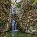 Millomeris Waterfall - Cyprus by Joana Kruse