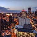 Minneapolis Nights by Doug Wallick