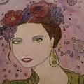 Miss Flore  by Anne BAZABIDILA