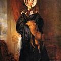 Miss Mary Kirkpatrick Brunton by George Frederic