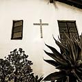 Mission Cross by Scott Pellegrin