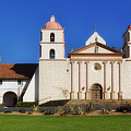 Mission Santa Barbara by Mountain Dreams