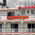 Mississippi Queen by Jack R Perry