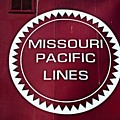 Missouri Pacific Lines by Gary Richards
