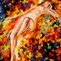 Misty Love by Leonid Afremov