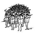 Mob by Karl Addison