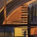 Modern Architecture 1 by Anita Burgermeister