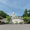 Montmarte Paris Sacre-coeur by Carol Ailles