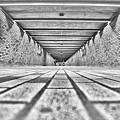 Montreal Subway by Valentino Visentini