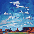 Monument Sky by Erin Hanson