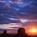 Monument Valley by Dennis Flaherty
