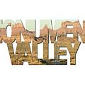 Monument Valley Word Art by Toula Mavridou-Messer