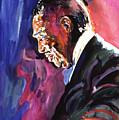 Mood Indigo Duke Ellington by David Lloyd Glover