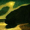 Moonlit Cove by Albert Pinkham Ryder