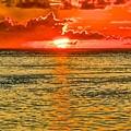Moorea Sunset by Ivana Kovacic
