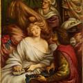 Morning Music by Dante Gabriel Rossetti
