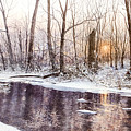 Morning On Monocacy by Steven J White PWS