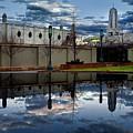 Morning Reflection by La Rae  Roberts