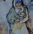 Mother's Love by Joseph Franco