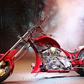 Motorcycle by Bert Mailer