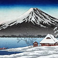 Mount Fuji by Granger