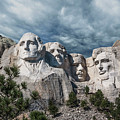 Mount Rushmore II by Tom Mc Nemar