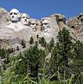 Mount Rushmore by Ira Marcus