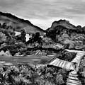 Mountain Lake by Corina Hogan