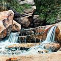 Mountain Stream by Frank Wilson