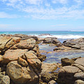 Mouth Of Margaret River Beach IIi by Cassandra Buckley