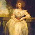 Mrs Mark Currie by George Romney