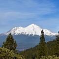 Mt Shasta by Sagittarius Viking