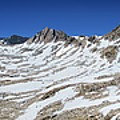 Muir Pass Panorama From High Above - John Muir Trail by Bruce Lemons