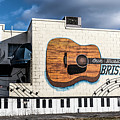 Mural - Downtown Bristol Tennessee/virginia by Dion Wiles
